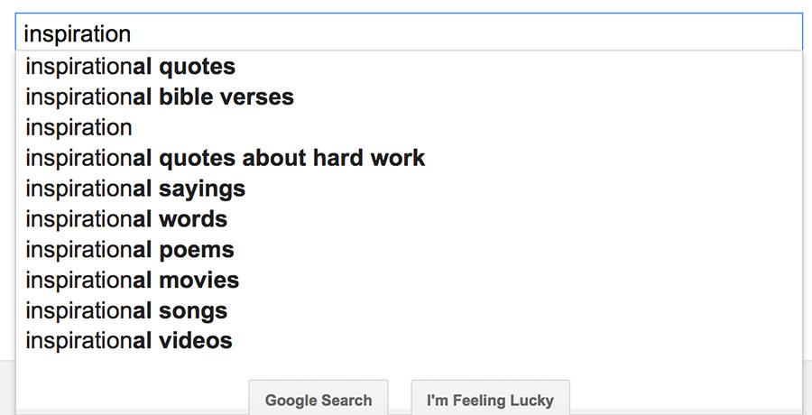 Google suggest e ricerche correlate: due semplici strumenti per i seo